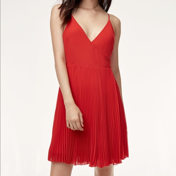 Wilfred Dresses & Skirts - Aritzia Wilfred wrap dress